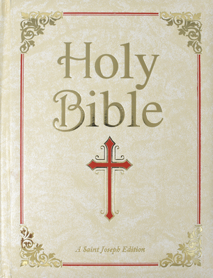 New Catholic Bible Family Edition Cover Image