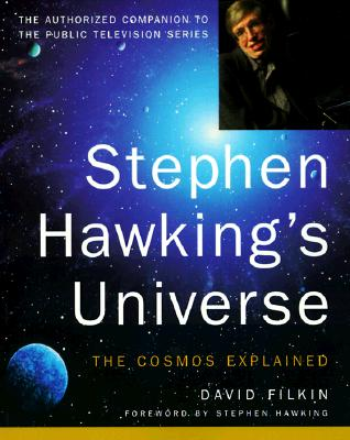 Stephen Hawking's Universe Cover