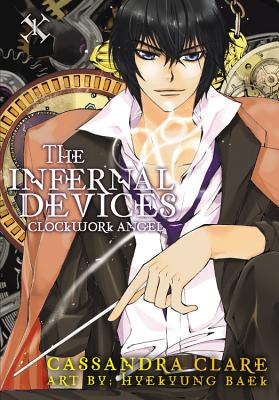 Clockwork Angel (Infernal Devices #1) Cover Image