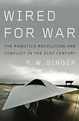Wired for War Cover