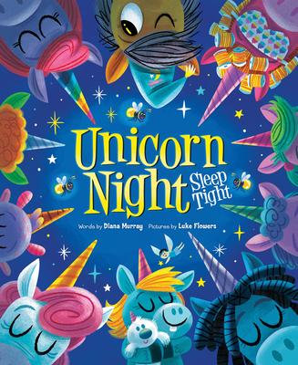 Unicorn Night Cover Image