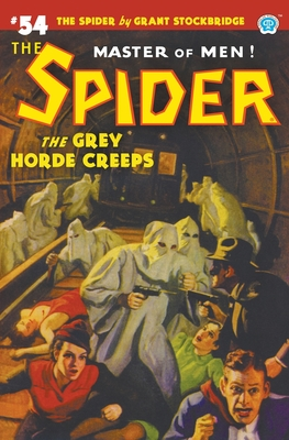 The Spider #54: The Grey Horde Creeps Cover Image