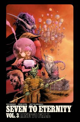 Cover for Seven to Eternity Volume 3