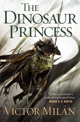 The Dinosaur Princess (The Dinosaur Lords #3) Cover Image