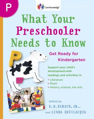 What Your Preschooler Needs to Know Cover