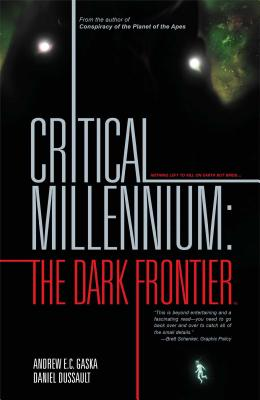 The Dark Frontier Cover