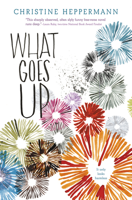 Cover for What Goes Up
