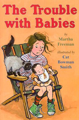 Cover for The Trouble With Babies