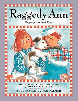 Cover for Raggedy Ann and Rags