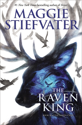 The Raven King (The Raven Cycle, Book 4) Cover Image