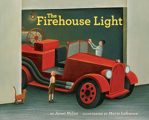 The Firehouse Light Cover