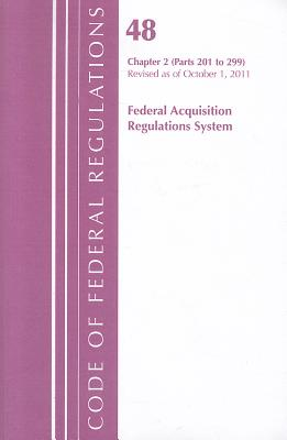 Federal Acquisition Regulations System, Chapter 2 (Parts 201 to 299) Cover Image
