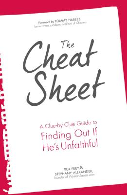 The Cheat Sheet Cover