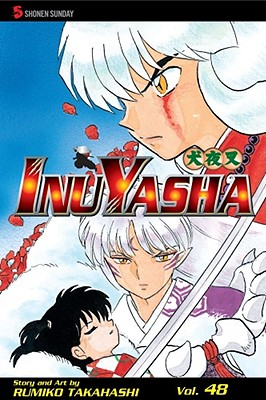 Inuyasha, Volume 48 Cover