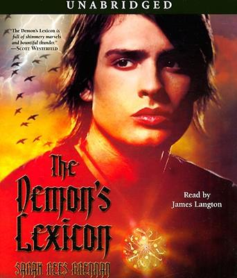 The Demon's Lexicon Cover