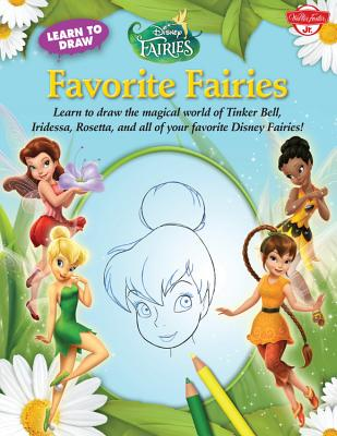 Learn to Draw Disney Favorite Fairies Cover