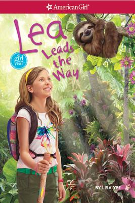 Lea Leads the Way Cover Image