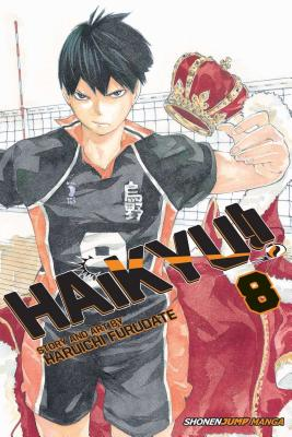 Haikyu!!, Vol. 8 Cover Image