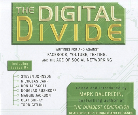The Digital Divide Cover
