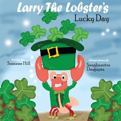 Larry the Lobster's Lucky Day Cover Image
