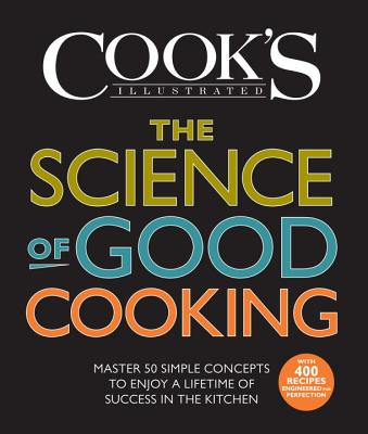 The Science of Good Cooking Cover