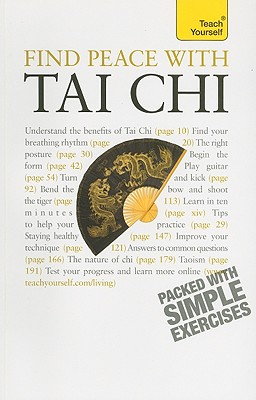 Teach Yourself Find Peace with Tai Chi Cover