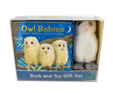 Owl Babies Book and Toy Gift Set [With Book and Owl Toy] Cover Image