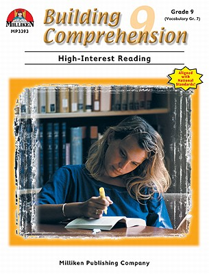 Building Comprehension - Grade 9: High-Interest Reading Cover Image