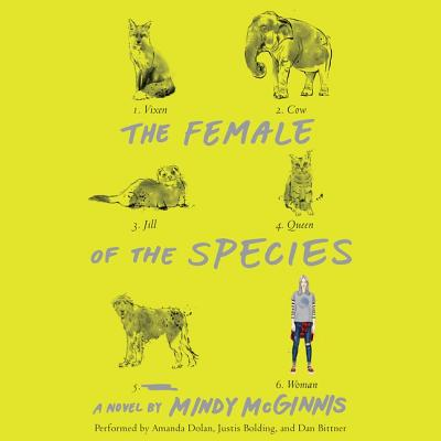 The Female of the Species Cover Image