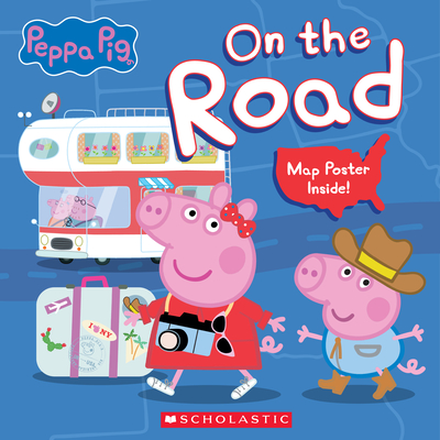On the Road (Peppa Pig) (Media tie-in) Cover Image