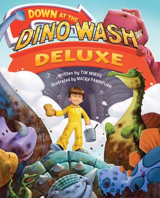 Down at the Dino Wash Deluxe Cover