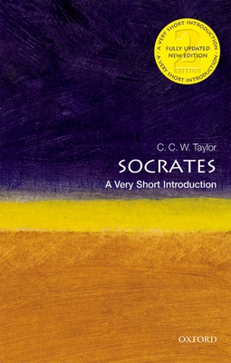Socrates: A Very Short Introduction Cover Image