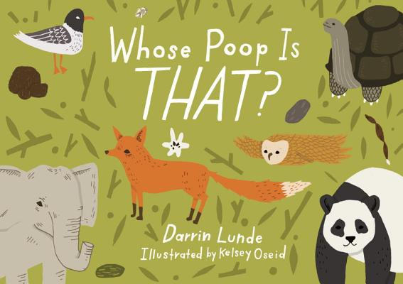 Cover for Whose Poop Is That?