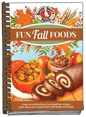 Fun Fall Foods Cover Image