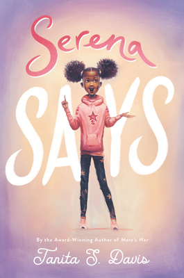 Cover for Serena Says