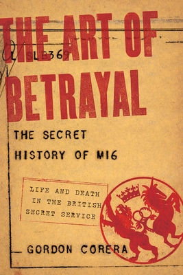 The Art of Betrayal Cover