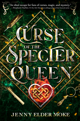 Curse of the Specter Queen (A Samantha Knox Novel) Cover Image