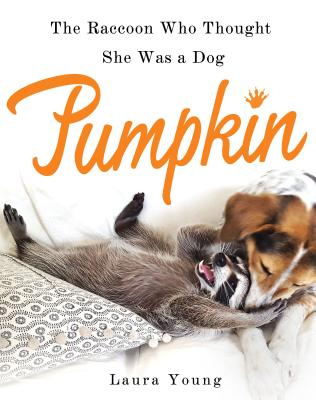 Pumpkin: The Raccoon Who Thought She Was a Dog Cover Image