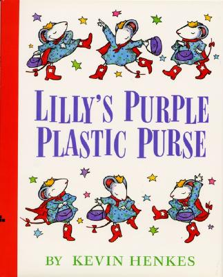 Lilly's Purple Plastic Purse Cover Image
