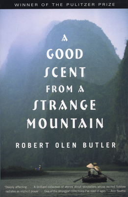 A Good Scent from a Strange Mountain Cover