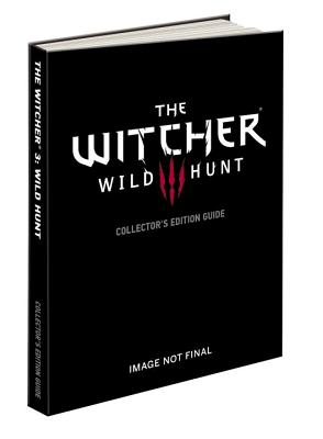 The Witcher 3: Wild Hunt Collector's Edition: Prima Official Game Guide Cover Image