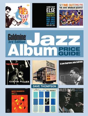 Goldmine Jazz Album Price Guide Cover Image