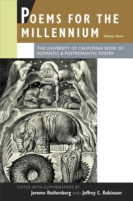 Cover for Poems for the Millennium, Volume Three