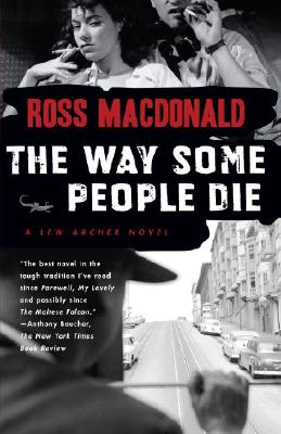 The Way Some People Die Cover
