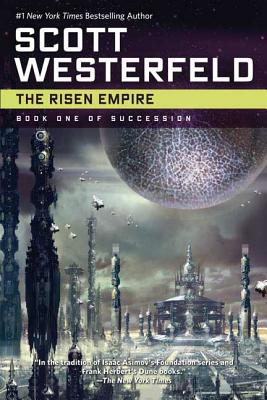 The Risen Empire: Book One of Succession Cover Image