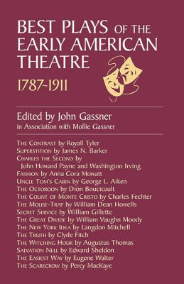 Best Plays of the Early American Theater Cover Image