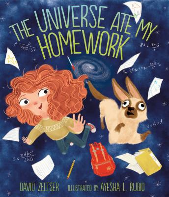 Cover for The Universe Ate My Homework