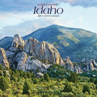 Idaho Wild & Scenic 2021 Square Cover Image