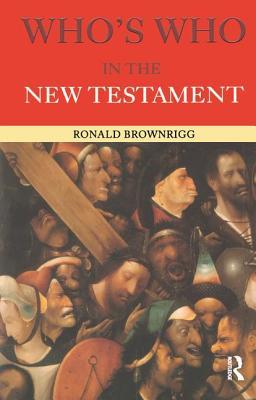 Cover for Who's Who in the New Testament