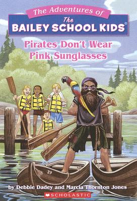 Cover for Pirates Don't Wear Pink Sunglasses